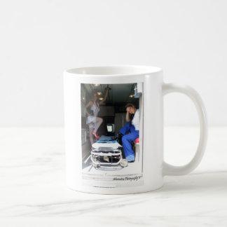 SAV Models Erica & Erica 2 Coffee Mug