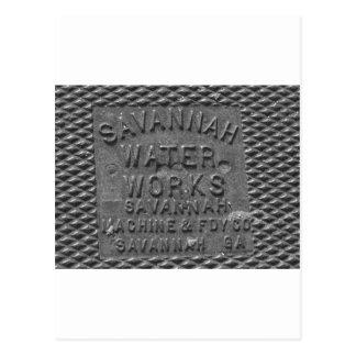 sav water works, 8-16-08b postcard
