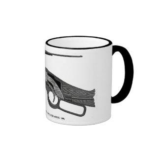 savage 1895 ringer mug