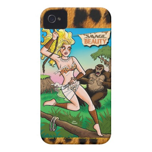 Savage Beauty Lacy Rae Barely There iPhone Case iPhone 4 Case-Mate Cases