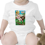 Savage Beauty Toddler Top Tshirts