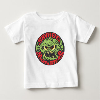 Savage Monsters Logo Baby T-Shirt