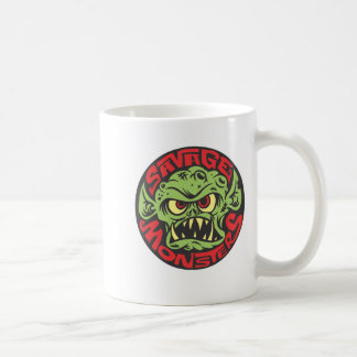 Savage Monsters Logo Coffee Mug
