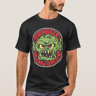 Savage Monsters Logo Shirt