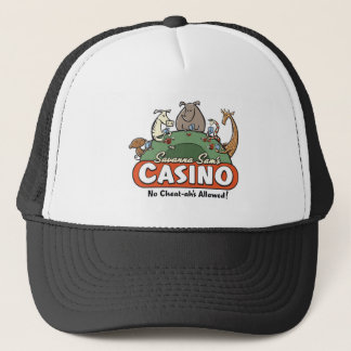 Savanna Casino Trucker Hat