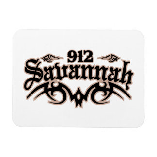 Savannah 912 magnet