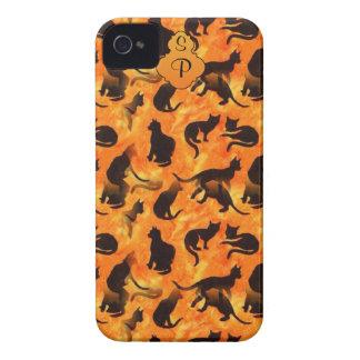 Savannah Cats Monogram Case-Mate Case