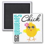 Savannah GA Chick Magnet