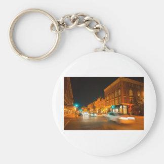 Savannah GA Keychain