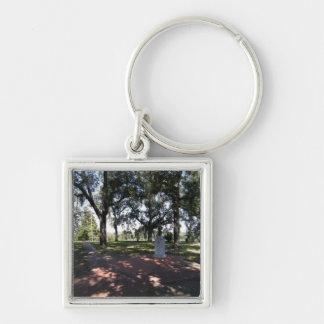 Savannah, GA Key Chain