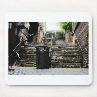 Savannah Georgia Downtown Historic Mouse Pad