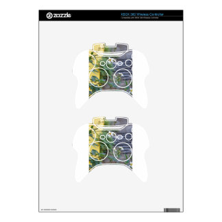 Savannah Georgia Floral Flowers Nature Xbox 360 Controller Skins
