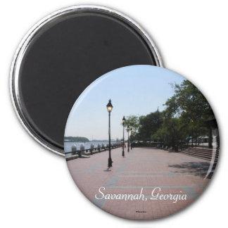 Savannah, Georgia Fridge Magnets