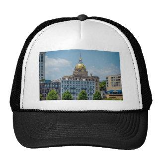 savannah georgia historic architecture ancient cit trucker hat