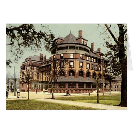 Savannah, Georgia Hotel De Soto Card