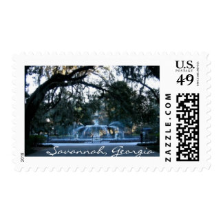 Savannah, Georgia Postage