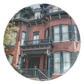 Savannah Georgia Victorian Historical House Plate