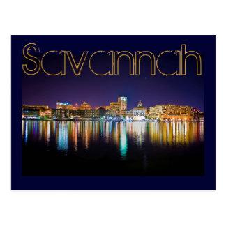 Savannah, Georiga, U.S.A. Post Cards