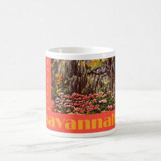 Savannah in Bloom Azaleas in Bloom Mug