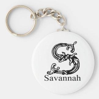 Savannah Keychain