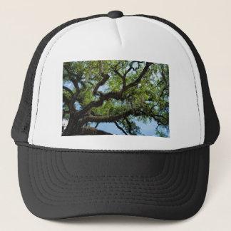 Savannah Live Oak And Spanish Moss Trucker Hat