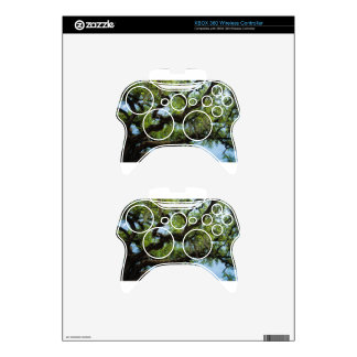 Savannah Live Oak And Spanish Moss Xbox 360 Controller Decal