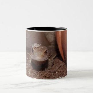 Savannah Monitor Lizard Coffee Cup