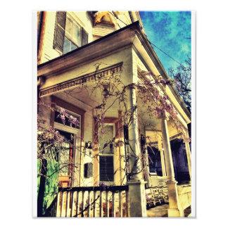 Savannah Porch Photo Print