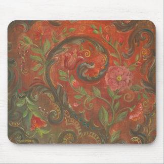 Savannah Scroll by Kate McRostie Mouse Pad