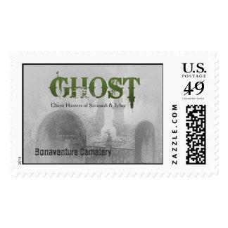 Savannah Souvenir Bonaventure Cemetery Stamp