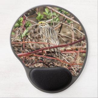 Savannah Sparrow Gel Mouse Pad