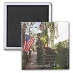 Savannah Staircase Magnet