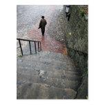 Savannah Stairs Postcard