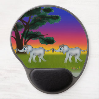 Savannah Sunset by The Happy Juul Company Gel Mouse Pad