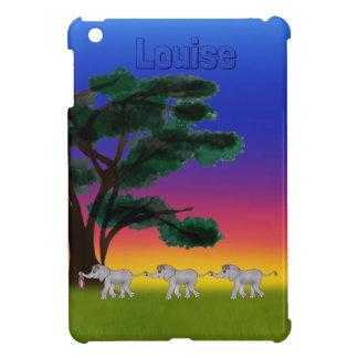 Savannah Sunset by The Happy Juul Company iPad Mini Covers
