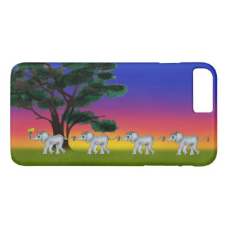 Savannah Sunset by The Happy Juul Company iPhone 7 Plus Case