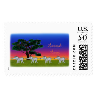 Savannah Sunset by The Happy Juul Company Postage