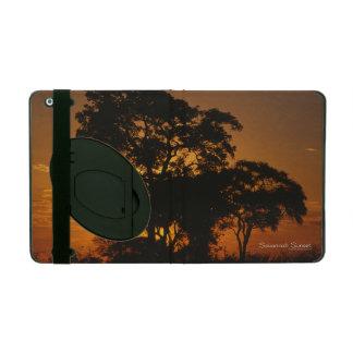 Savannah Sunset iPad Case