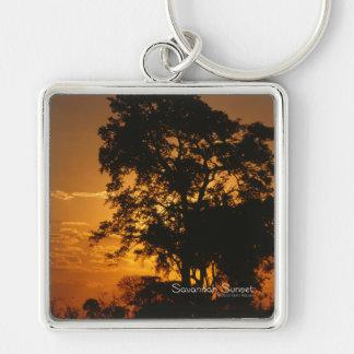 Savannah Sunset Keychain
