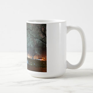 Savannah Trees Coffee Mugs