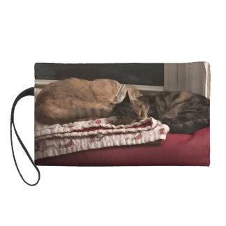 SavannahIs kitties Wristlet