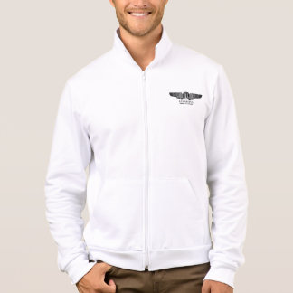 Savarona Neptune Logo Fleece Zip Jogger Jacket
