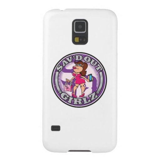 Sav'd Out Girlz Samsung HTC Case Galaxy S5 Case
