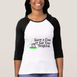 Save a Cow Eat Your Neighbor Tees