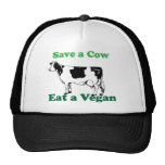 Save a Cow Trucker Hat