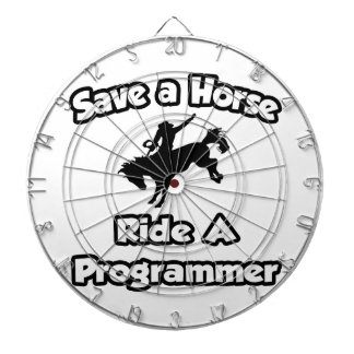 Save a Horse .. Ride a Programmer Dart Boards