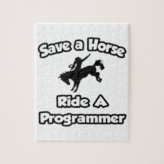 Save a Horse .. Ride a Programmer Puzzle