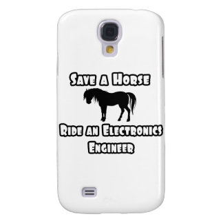 Save a Horse, Ride an Electronics Engineer Samsung Galaxy S4 Covers