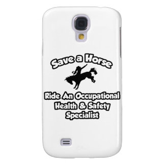 Save a Horse, Ride an Occ Health Specialist Galaxy S4 Covers