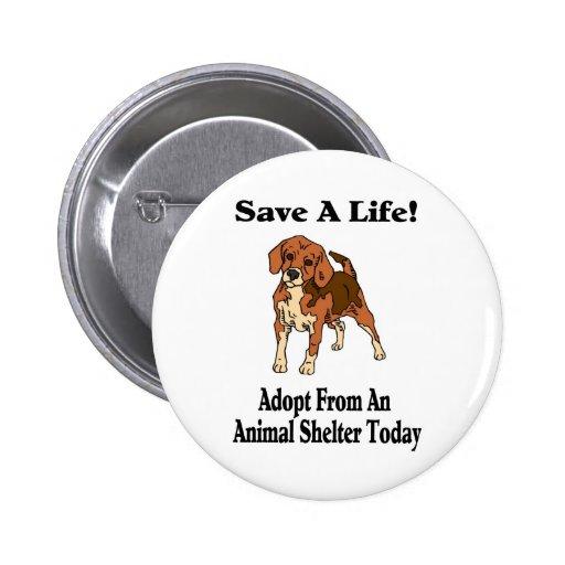 Save A Life Button